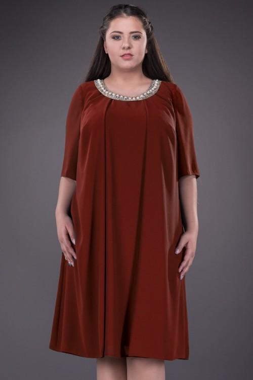 Rochie eleganta din voal Mara