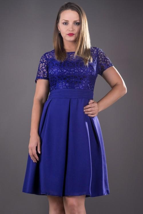 Rochie eleganta albastru...