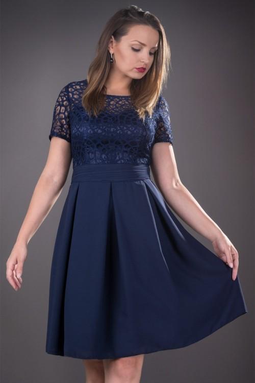Rochie eleganta cu croiala...