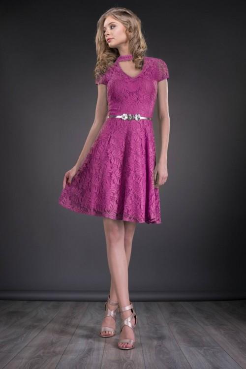 Rochie eleganta din dantela...
