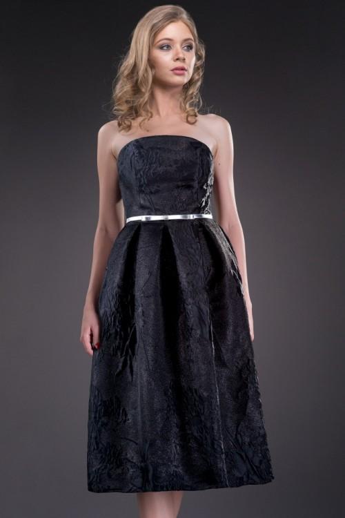 Rochie de seara neagra...