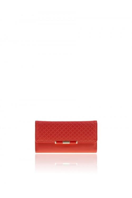 Portofel dama XL rosu