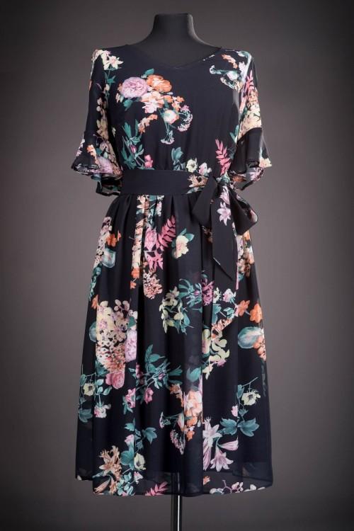 Rochie eleganta de zi pe...