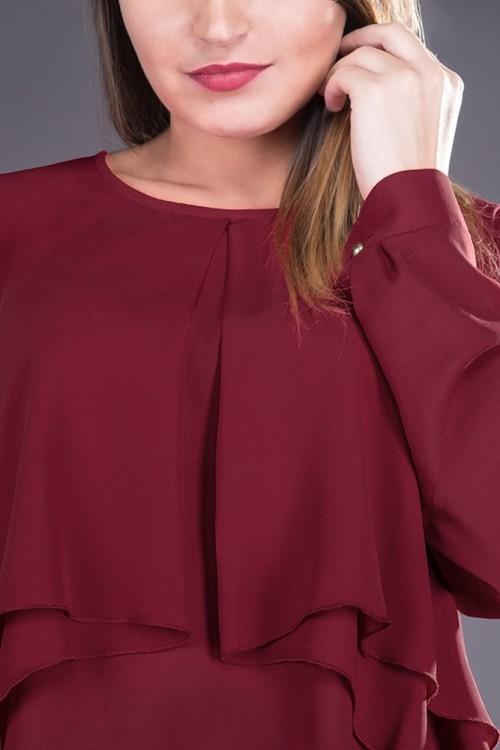 Bluza eleganta de dama Mileva