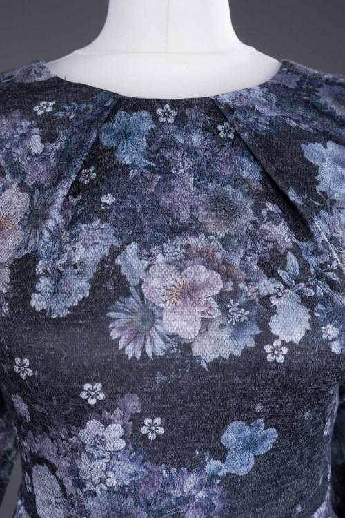 Rochie clos cu flori Artista
