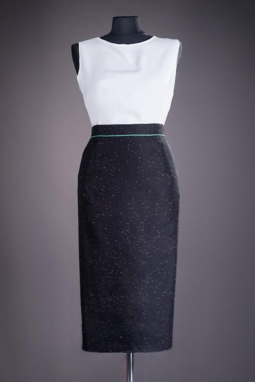 Costum dama cu fusta Loredana