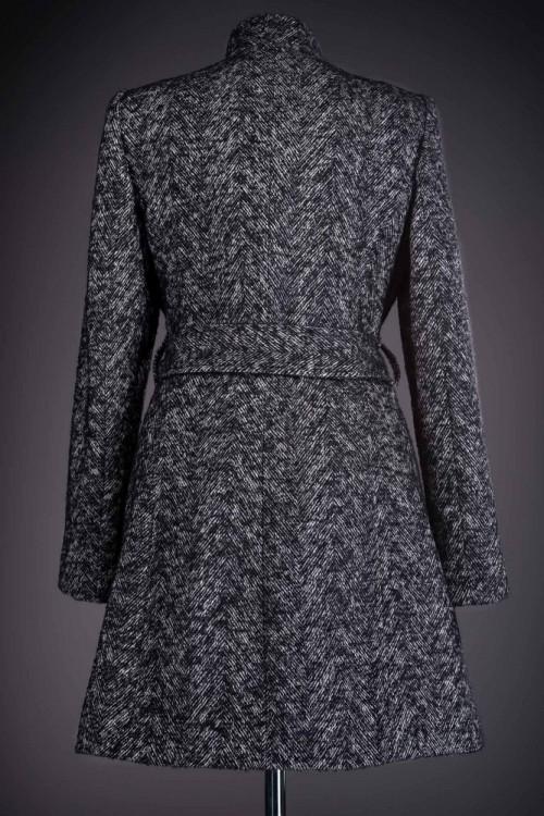 Palton dama din stofa...