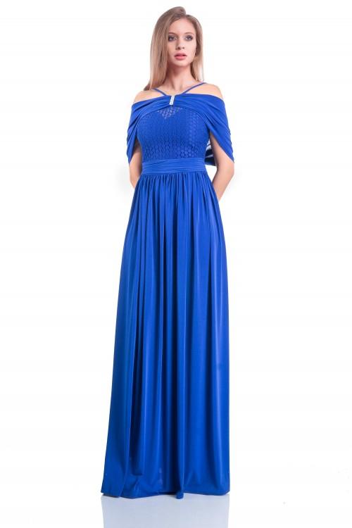 Rochie eleganta lunga...