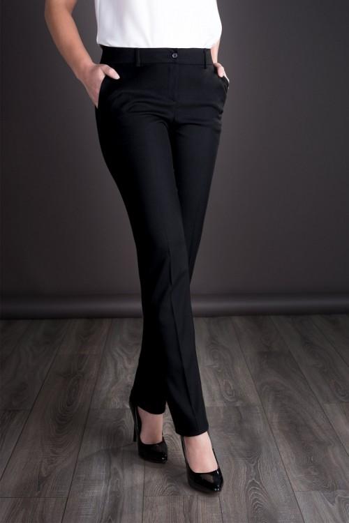 Pantaloni negri dama Stefania