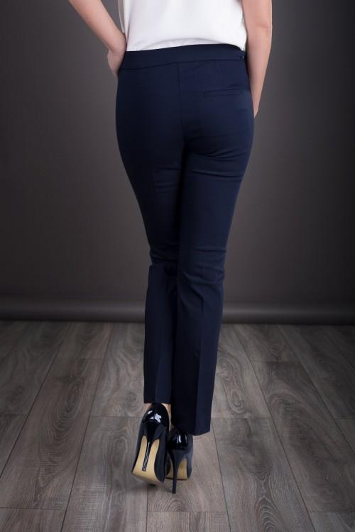 Pantaloni bleumarin...