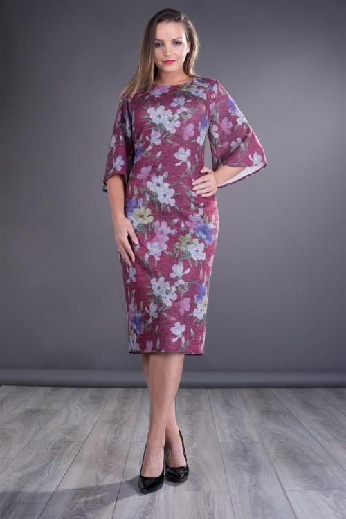Rochie cu imprimeu floral...