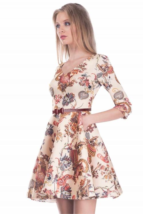 Rochie eleganta in clos din...