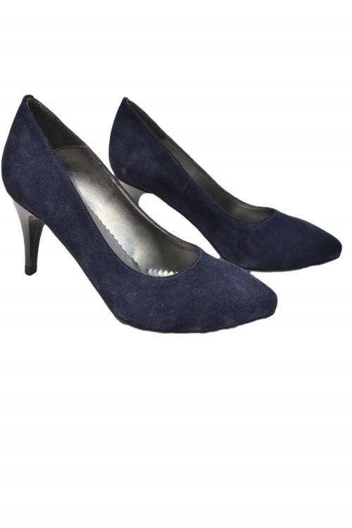 Pantofi dama ascutiti cu...