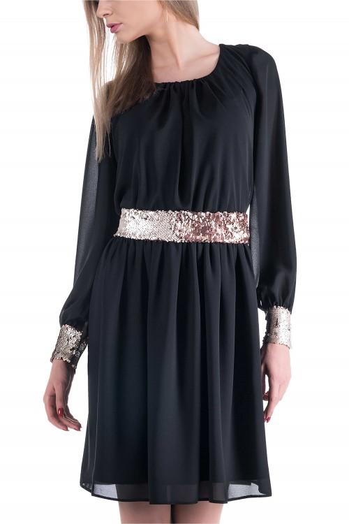 Rochie eleganta din voal...